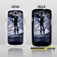 Smallville Superman Logo Samsung Galaxy S3 Case
