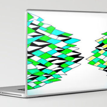 Colored Crystals Laptop & iPad Skin by austeja saffron | Society6