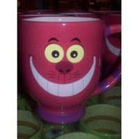 Amazon.com: New Cheshire Cat Disneyland Coffee Cup: Kitchen & Dining