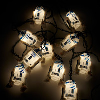 R2 Afraid of the Dark? Lights | Mod Retro Vintage Wall Decor | ModCloth.com