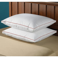 The Temperature Regulating Down Pillow (Medium-Firm Density) - Hammacher Schlemmer