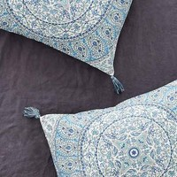 Magical Thinking Devi Medallion Sham Set - Purple One