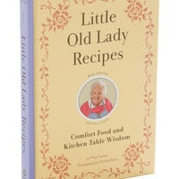Little Old Lady Recipes | Mod Retro Vintage Books | ModCloth.com