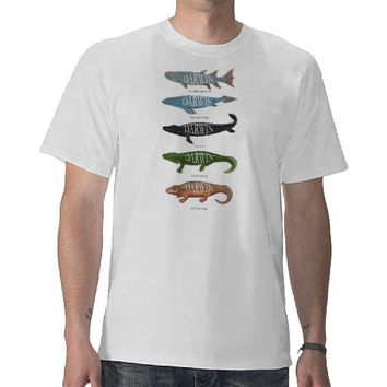 Darwin Fish T Shirts from Zazzle.com