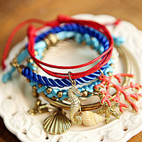 Ocean Mixed Bracelet Pack on Luulla