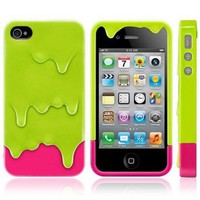Designer Melt Iphone 4/4S Case for Couple