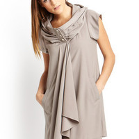 ideeli | GRACIA Hooded Dress