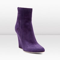 Jimmy Choo | Mercury | Wedge Ankle Boots | JIMMYCHOO.COM