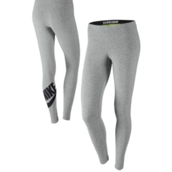 Nike Women's Leg-A-See Logo Tights | DICK'S Sporting Goods
