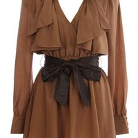 Macchiato Shirt Dress | Women's Dresses | RicketyRack.com