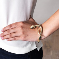 Stacy snake bracelet | Chloe | Matchesfashion.com