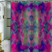 DENY Designs Home Accessories | Amy Sia Prism Shower Curtain