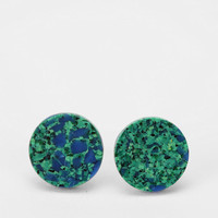 Urban Renewal Vintage Speckled Stud Earring
