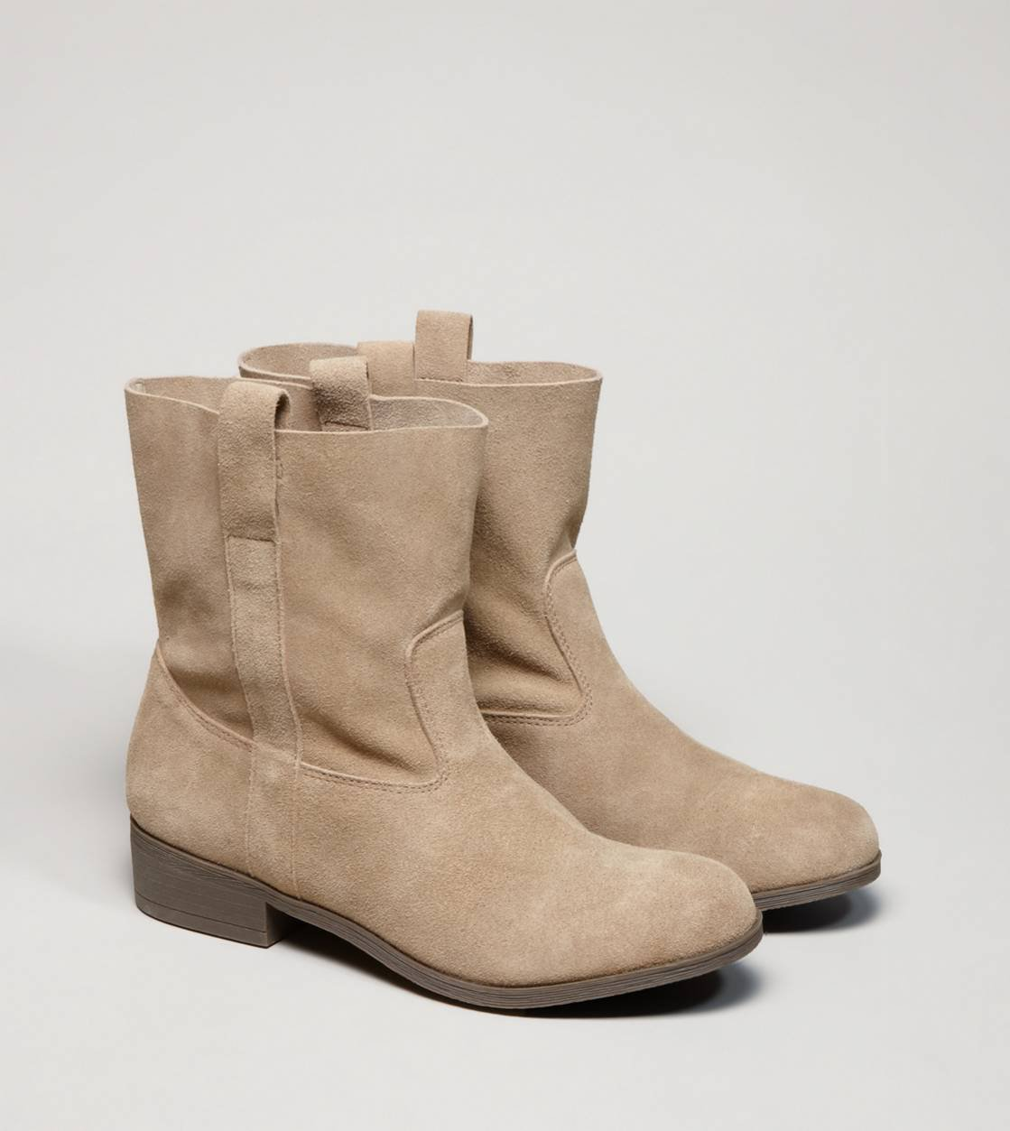 aeo slouchy suede boot american eagle from american eagle
