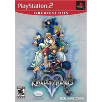 Kingdom Hearts II: Unknown: Video Games