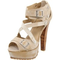C LABEL Women's Kuku-1 Platform Sandal - designer shoes, handbags, jewelry, watches, and fashion accessories | endless.com