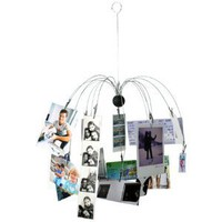 Amazon.com: Spider Photo Clip Mobile Picture Photograph Hanging Display: Home & Garden