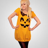 Jolly Jack-O-Lantern Dress