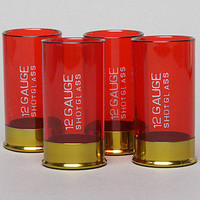 The 12 Gauge Shot Glasses