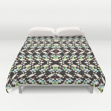 Mix #599 Duvet Cover by Ornaart