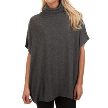 Soprano Juniors Oversized Cowl Neck Sweater at Von Maur
