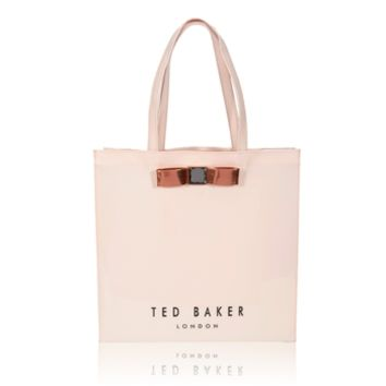 Ted Baker Large Icon Bow Shopper Tote at Von Maur