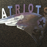 New England patriots sign