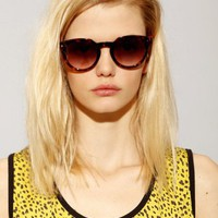 Leopard contrast sunglasses [Mor6733] - $22 : Pixie Market, Fashion-Super-Market