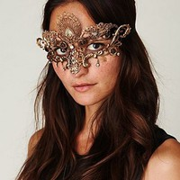 Leondoro Barocca Italian Mask at Free People Clothing Boutique