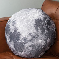 Soft Side of the Moon Pillow | Mod Retro Vintage Decor Accessories | ModCloth.com