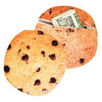 Chocolate Chip Cookie Pocket - Girlzlyfe.Com