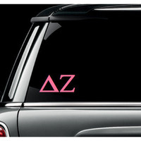 Sorority Vinyl Car Decal 3 inch You choose by olivetreemonograms