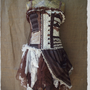Tattered Moth dress