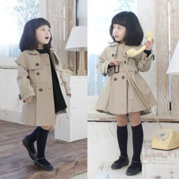 THE QUEENS BOUTIQUE  — kids coat