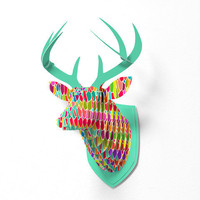 DENY Designs Home Accessories | Sharon Turner Tickle Me Faux Deer Mount