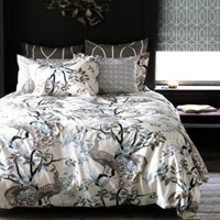 Peacock Duvet Set by DwellStudio at Lumens.com