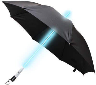INFMETRY:: Star Wars Style LED Umbrella - HomeDecor