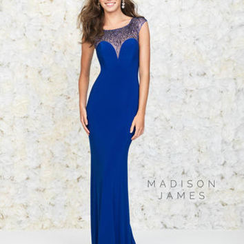 Madison James Special Occasion 15-105 Madison James The Prom Shop - Prom Dresses in the Rochester MN area