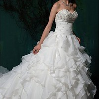 Wedding Dresses Under $400 WDUS068 -Shop offer 2012 wedding dresses,prom dresses,party dresses for girls on sale. #Category#