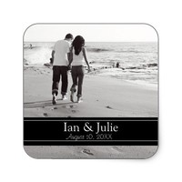 Photo Sweetheart Personalized Stickers Perfect for Save-the-date Announcements