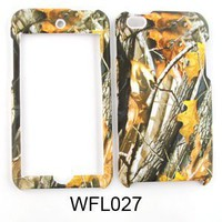 Apple iPod Touch 4 Camo/Camouflage Hunter Series, w/ Big Branch Hard Case/Cover/Faceplate/Snap On/Housing/Protector: Cell Phones & Accessories