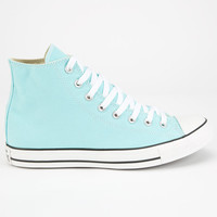 Converse Chuck Taylor All Star Hi Mens Shoes Aqua  In Sizes