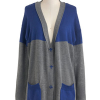 Craft Room Cozy Cardigan | Mod Retro Vintage Sweaters | ModCloth.com