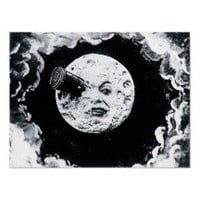 A Trip to the Moon Print
