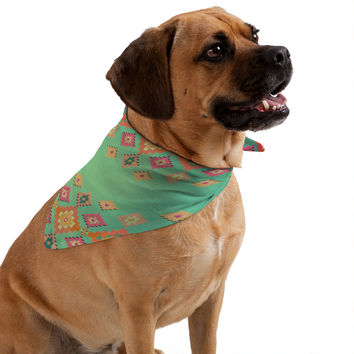 Monika Strigel Navajo Sunshine Pet Bandana - Medium