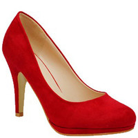The Perfect Red Parisian Heels