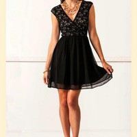 Heiress Lace Dress