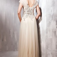 Princess Sweetheart Floor-length Tulle Prom Dress at Msdressy