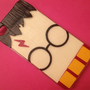 Mod Podge &quot;Wizard&quot; iPhone 4 / 4s Phone Case &quot;Harry Potter inspired&quot;