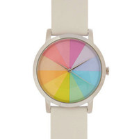 Watch in Pastel Prism